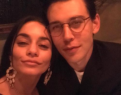 austin butler vanessa hudgens Vanessa Hudgens e Austin Butler, selfie di coppia su Instagram