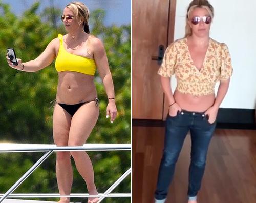 britney spears 1 Britney Spears: I paparazzi ritoccano le mie fotografie