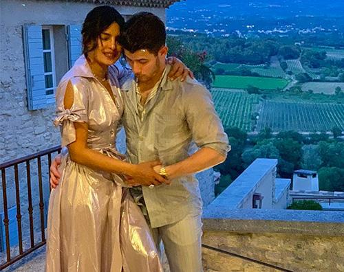 nick e priyanja Priyanka Chopra e Nick Jonas, romantici su Instagram