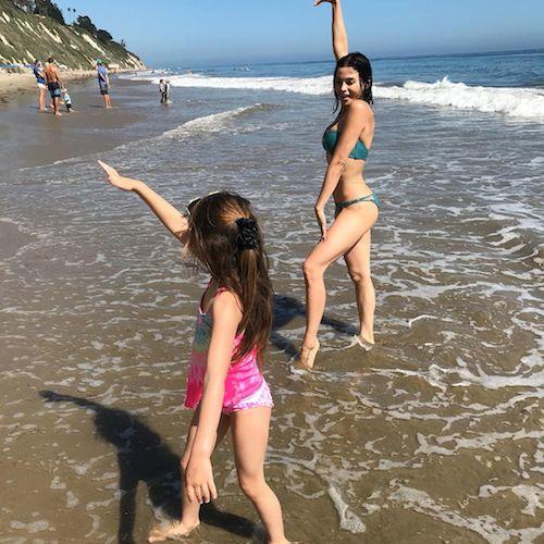 65301267 2317617225181148 3768470926003167768 n Jenna Dewan, fisico al top in spiaggia