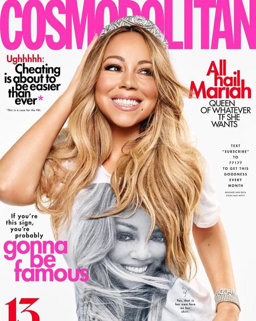 Mariah 1 Mariah Carey: Nella mia vita ho avuto soltanto 5 amanti