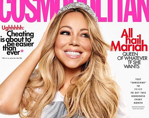 Mariah 2 Mariah Carey: Nella mia vita ho avuto soltanto 5 amanti