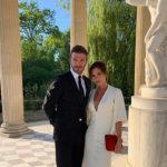 david e victoria beckham 150x150 David e Victoria Beckham festeggiando 20 anni di matrimonio