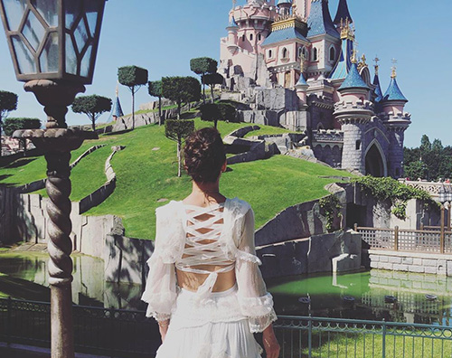 disneyland Indovina chi era a Disneylad Paris