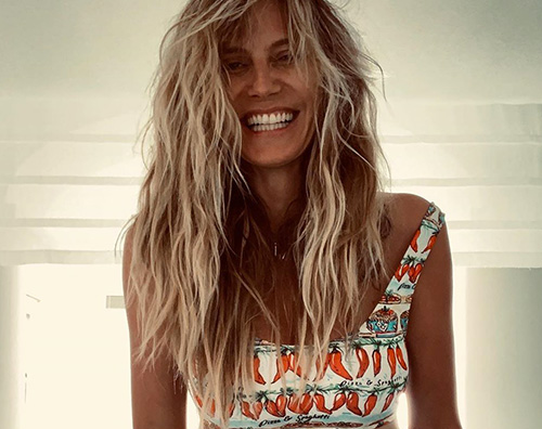 heidi 2 Heidi Klum e Tom Kaulitz, estate bollente in Italia