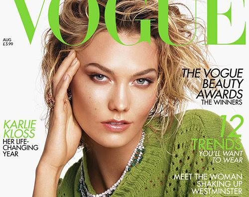 karlie kloss 2 Karlie Kloss: Ecco perchè ho lasciato gli angeli di Victorias Secret