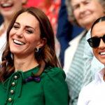 kate e meghan 3 150x150 Kate Middleton e Meghan Markle insieme a Wimbledon