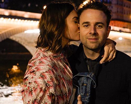 mandy moore Mandy Moore romantica a Parigi