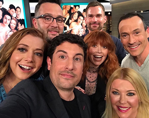merican pie 1 Reunion in TV per il cast di American Pie