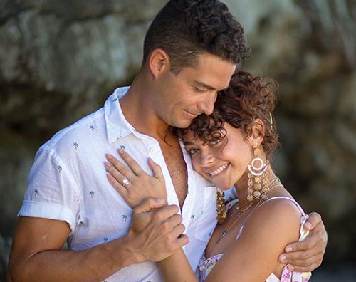 sarah hyland cover Sarah Hyland è fidanzata!