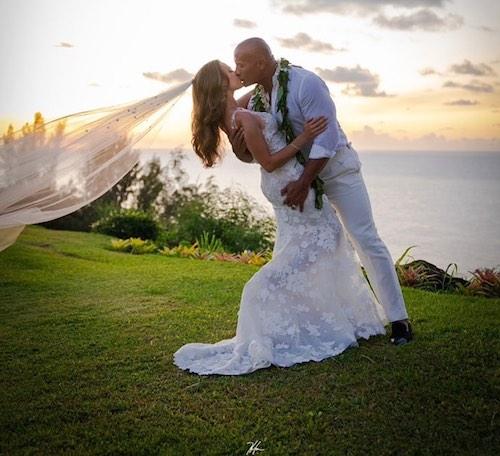 67692262 125260598790921 1662077140427161271 n Dwayne Johnson è un uomo sposato
