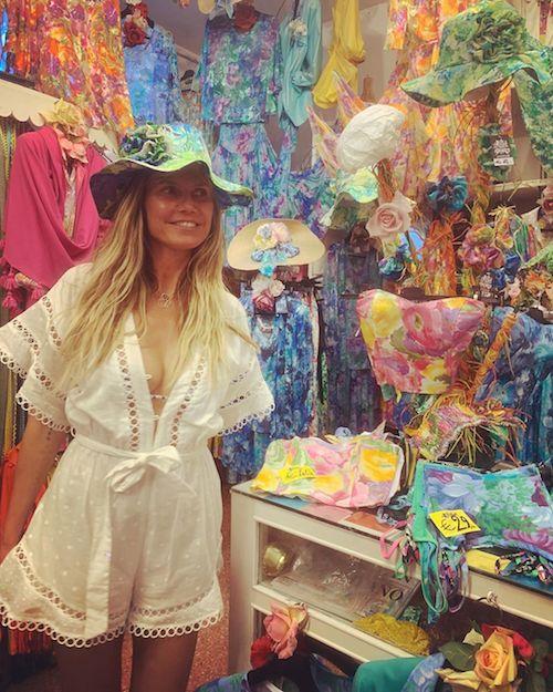 68673068 506076693492904 803400202942226005 n Heidi Klum, shopping a Positano
