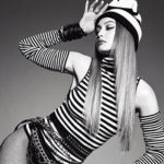 Gigi 1 150x150 Gigi Hadid in topless su Vogue Brasil