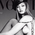 Gigi 6 150x150 Gigi Hadid in topless su Vogue Brasil