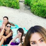 Sfia Vergara 6 150x150 Sofia Vergara, party di fine estate con le amiche