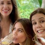 Sfia Vergara 7 150x150 Sofia Vergara, party di fine estate con le amiche