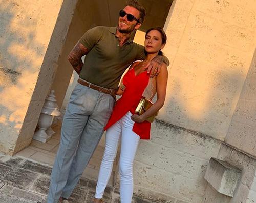 david e victoria David e Victoria in love in Puglia