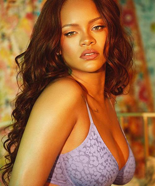 rihanna Rihanna ancora hot per Savage x Fenty