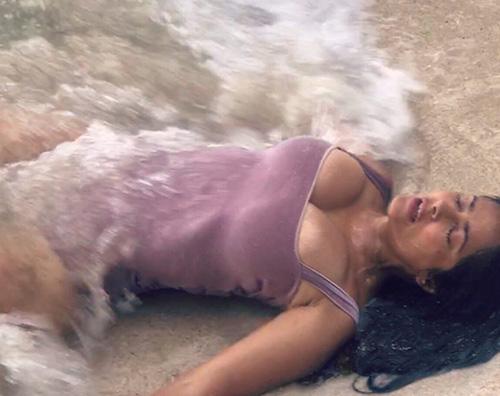 salma hayek Salma Hayek, una sirenetta sexy su Instagram