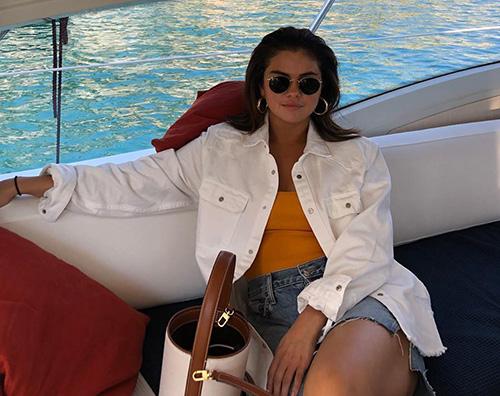 selena 3 Selena Gomez e Francia Raisa non si parlano più