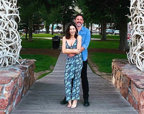 jenna dewan Jenna Dewan e Steve Kazee, amore a gonfie vele