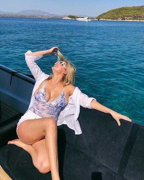 68678794 169677140875088 2655509997867565289 n Kate Upton, vacanze di settembre in Grecia