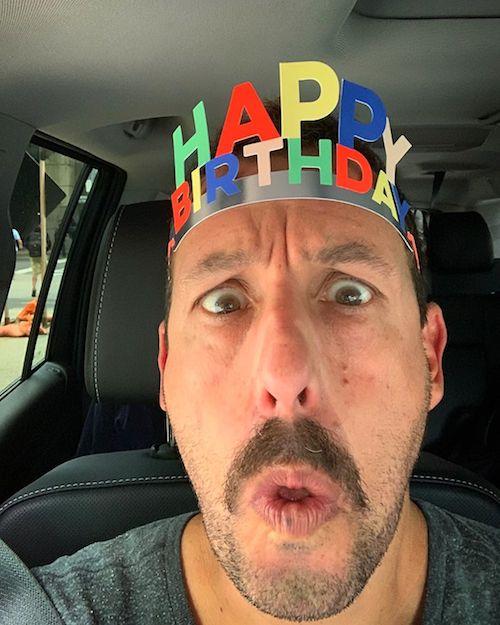 69614778 431133217754518 3403372726686905242 n Adam Sandler virale nel giorno del suo compleanno