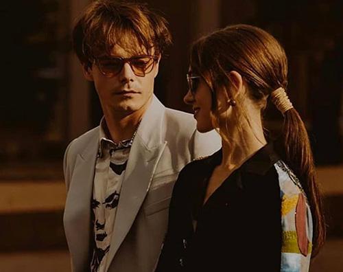 Charlie Heaton e Natalia Dyer Charlie Heaton e Natalia Dyer insieme da Dior