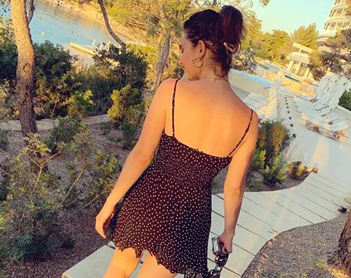 Lily James 3 Indovina la vacanziera di settembre