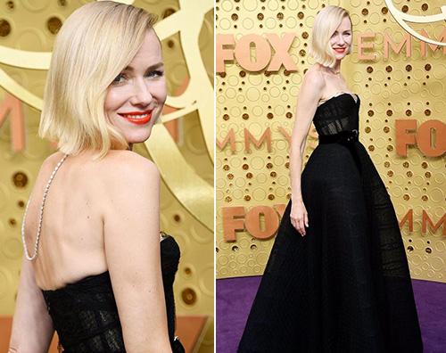 Naomi Watts Nami Watts, la più elegante agli Emmy