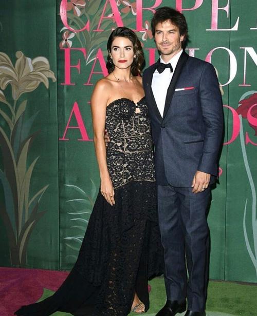 Nikki Ian Ian Somerhalder e Nikki Reed in Italia per la moda sostenibile