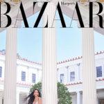 demi 1 150x150 Demi Moore è hot su Harpers Bazaar