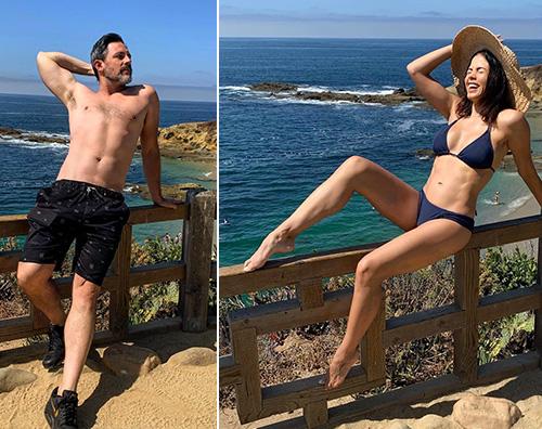 jenna vs steve Jenna Dewan, le vacanze al mare non sono ancora finite