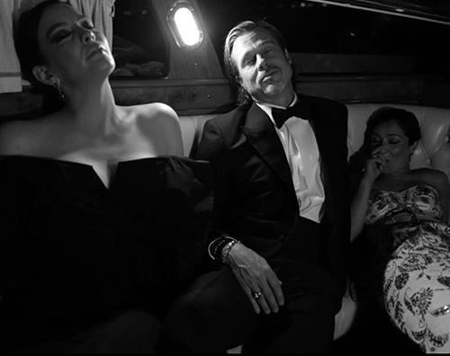liv tyler brad pitt ruth nigga Liv Tyler, Brad Pitt e Ruth Negga, stanchi dopo la prima di Ad Astra