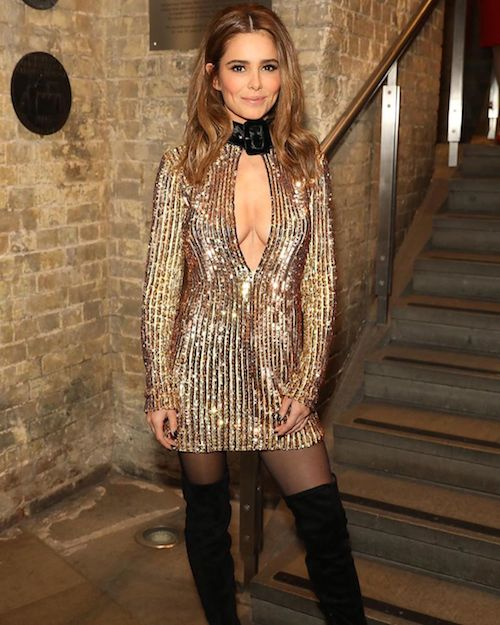 70333525 924111187945586 7829351913253391284 n Cheryl Cole è hot agli Attitude Awards 2019