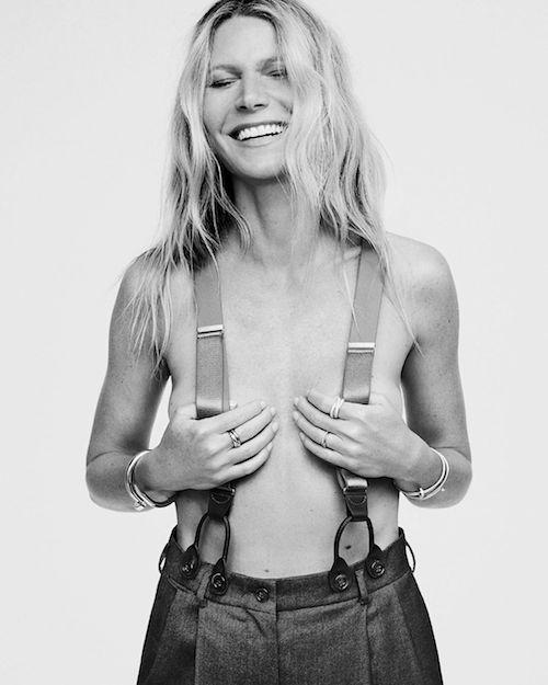 70347378 435637437059584 1787831870138885684 n Gwyneth Paltrow in topless su Elle USA