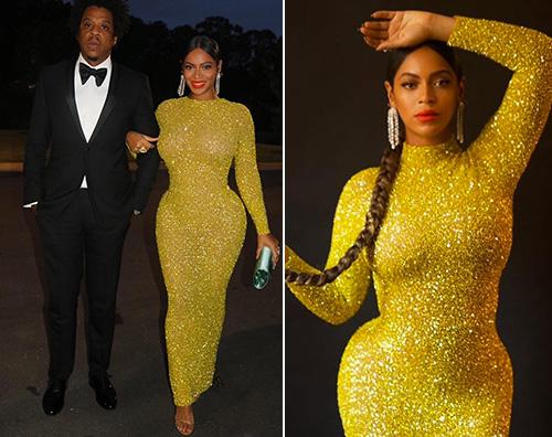 Beyonce Beyonce e Jay Z, serata mondana ad Atlanta