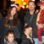 Megan Fox 1 150x150 Megan Fox a Disneyland con la famiglia