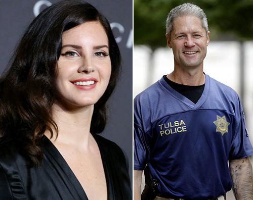"Sean ""Sticks"" Larkin lana del rey Lana Del Rey ha una relazione con un poliziotto"