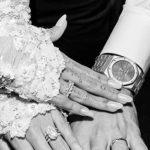 hailey Justin 150x150 Hailey Baldwin condivide una foto delle nozze con Justin
