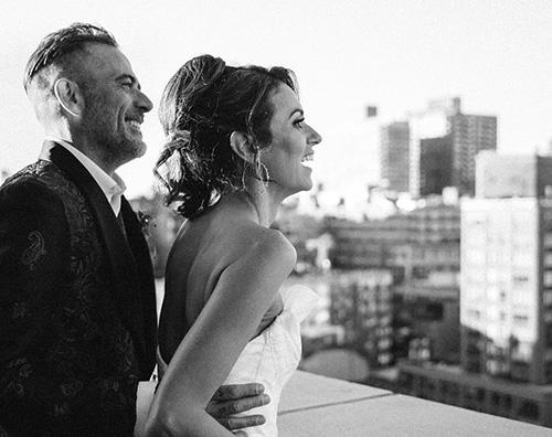 jeffrey dean morgan hilarie burton 1 Jeffrey Dean Morgan e Hilarie Burton si sono sposati