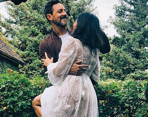 jenna dewan Jenna Dewan e Steve Kazee innamorati sui social