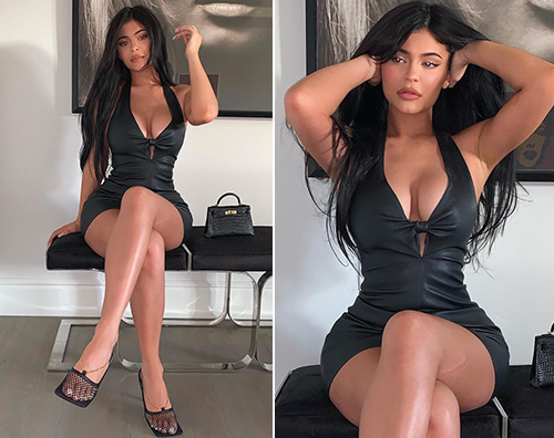 Kylie Jenner è hot su Instagram