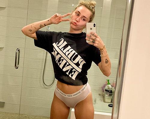miley cyrus Miley Cyrus manda una frecciatina Liam Hemsworth