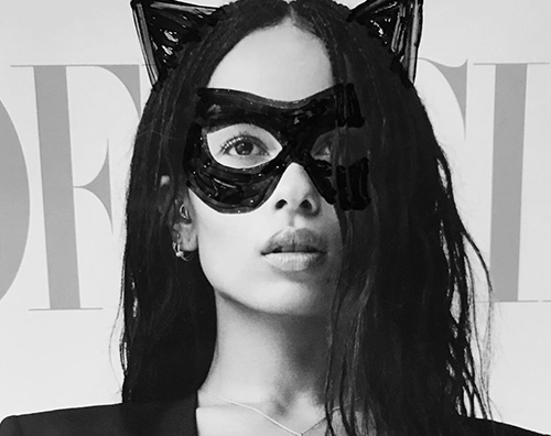 Zoe Kravitz è la nuova Catwoman