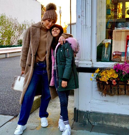 Jennifer Lopez Jennifer Lopez, mamma stilosa su Instagram