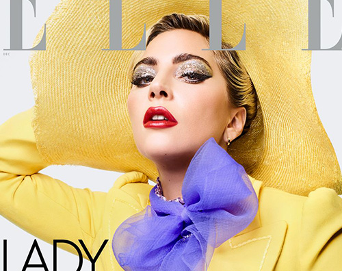 Lady Gaga cover Lady Gaga è la star di Elle