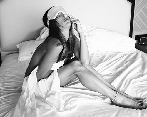 alessandra ambrosio Alessandra Ambrosio, sexy anche appena sveglia