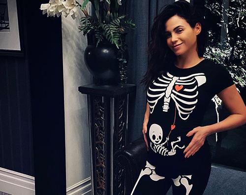 jenna dewan Jenna Dewan, ecco il dolcissimo costume di Halloween
