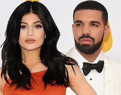 kylie drake Drake, parole pesanti sul conto di Kylie Jenner